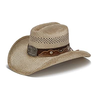 Stampede Hats Men's Gone to Texas Star Rhinestone Western