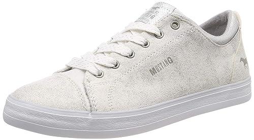 Mustang 1267-310-100, Zapatillas para Mujer: Amazon.es: Zapatos y complementos