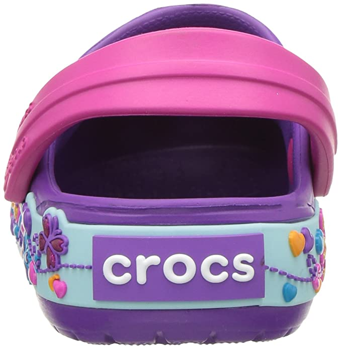 Amazon.com: Crocs Kids – Chupete gráfico de mariposa de ...