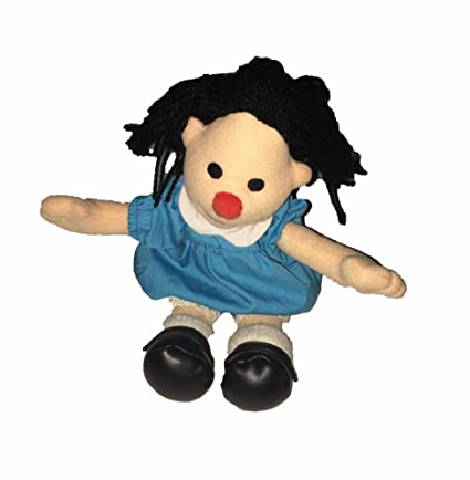 Surprising Amazon Com The Big Comfy Couch Molly Bean Bag Plush Doll Ibusinesslaw Wood Chair Design Ideas Ibusinesslaworg