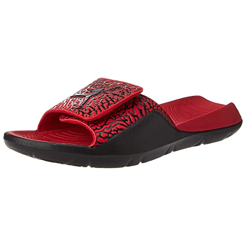 9542f24e8c8 Nike Jordan Hydro 7 V2 Ciabatte Uomo BQ6290 006 Red: Amazon.it ...