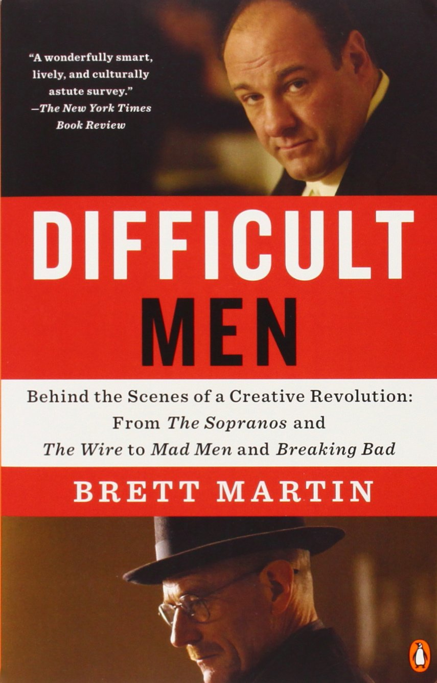 Difficult Men Creative Revolution Sopranos