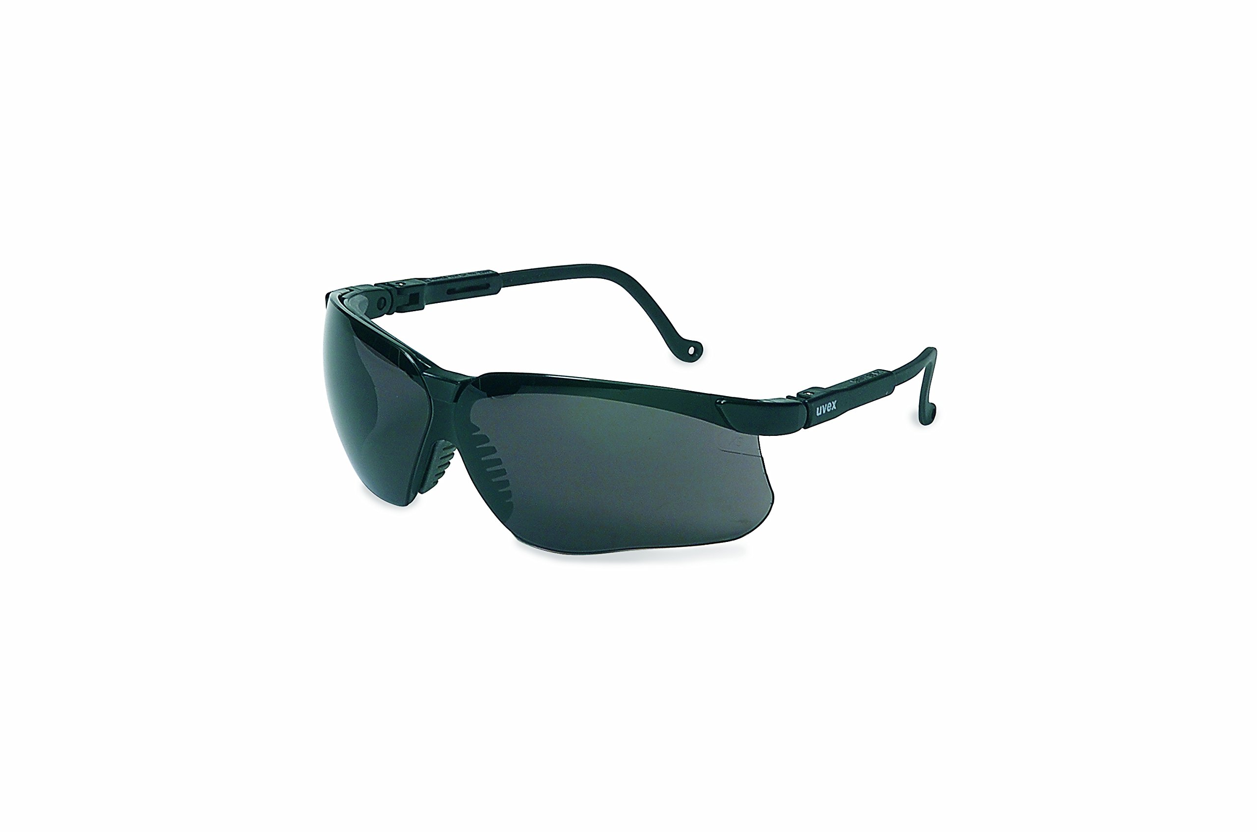 UVEX by Honeywell - S3212X Uvex by Honeywell Genesis Safety Glasses with Uvextreme Anti-Fog Coating, Black Frame