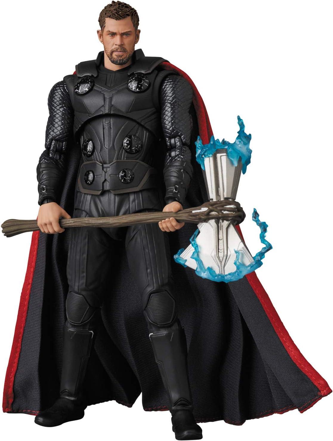 MAFEX Thor Avengers Infinity War US Seller