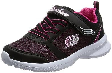 Skechers Girls  Skech-Stepz Low-Top Sneakers  Amazon.co.uk  Shoes   Bags c8de1fc342b