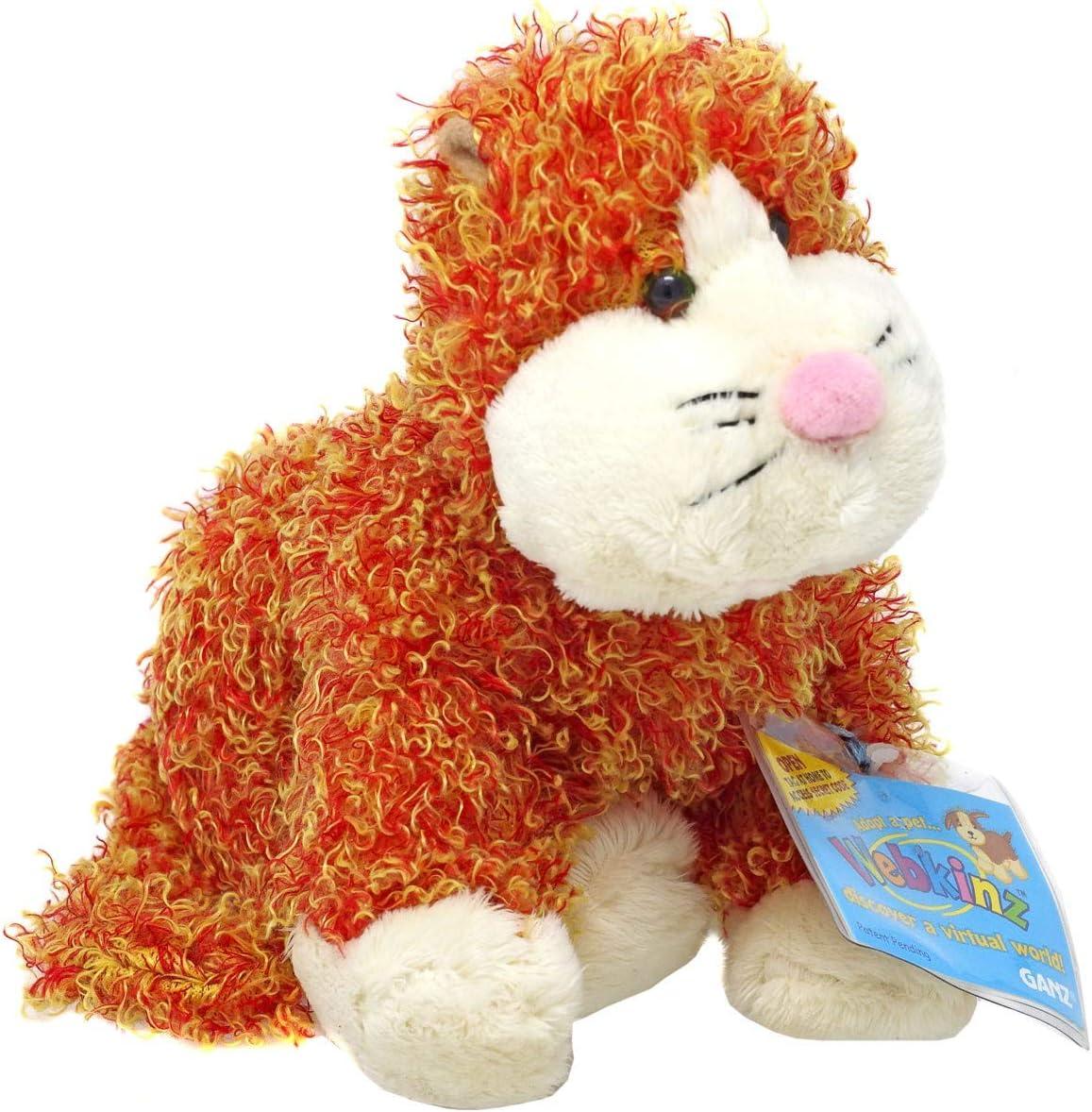 B000JZ06K0 Webkinz Plush Stuffed Animal Cheeky Cat Retired! 71PC15OtOgL.SL1200_