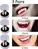 Vampire Fangs Teeth - Halloween Party Zombie Costume Cosplay Supplies Decorations Props