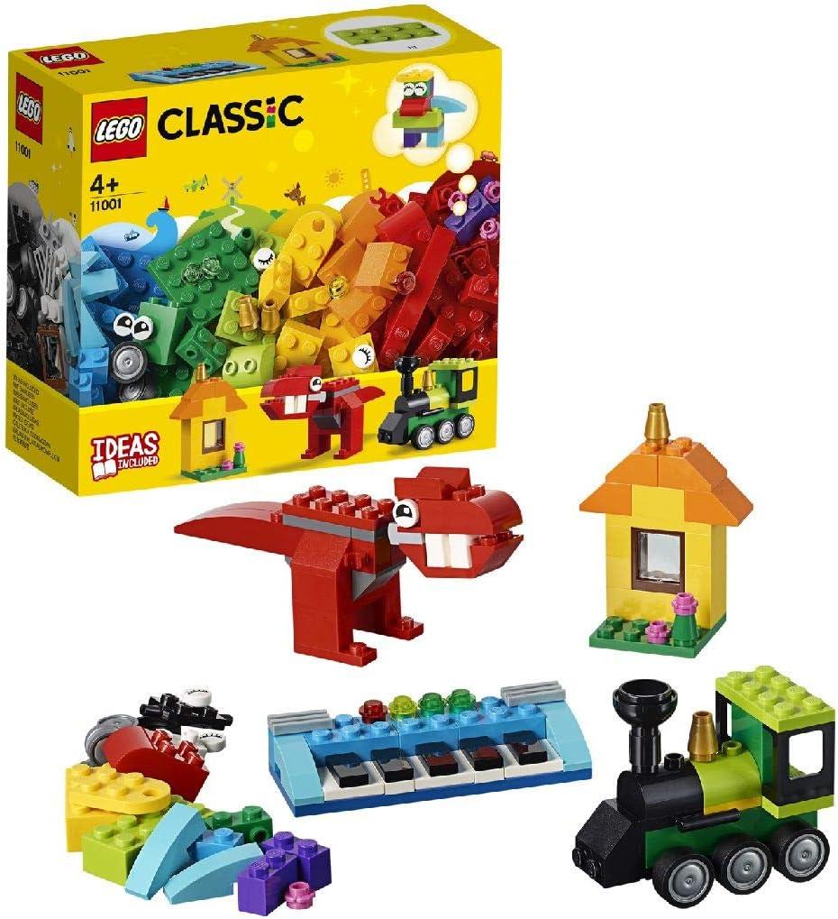 LEGO Classic Mattoncini e idee, 11001