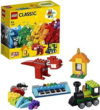 LEGO Classic - Ladrillos e Ideas, manualidades para niños y niñas ...