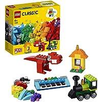 LEGO Classic Bricks and Ideas 11001 Building Kit, 2019 (123 Pieces)