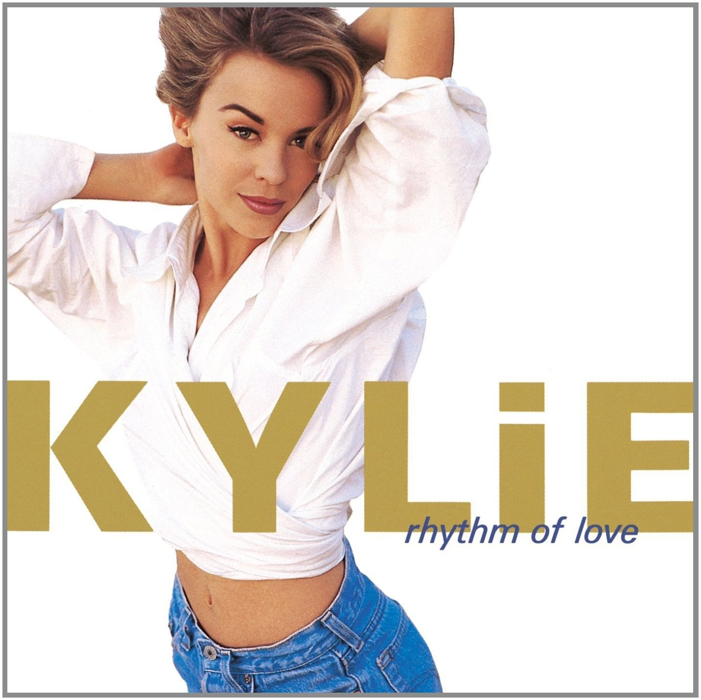 CD : Kylie Minogue - Rhythm of Love (With DVD, Deluxe Edition, 3 Disc)