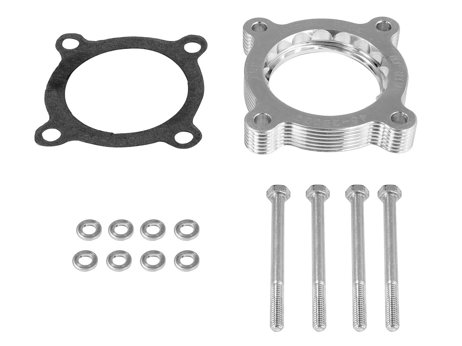 aFe Power 46-38009 Silver Bullet Throttle Body Spacer (Non-CARB Compliant) AFE Filters