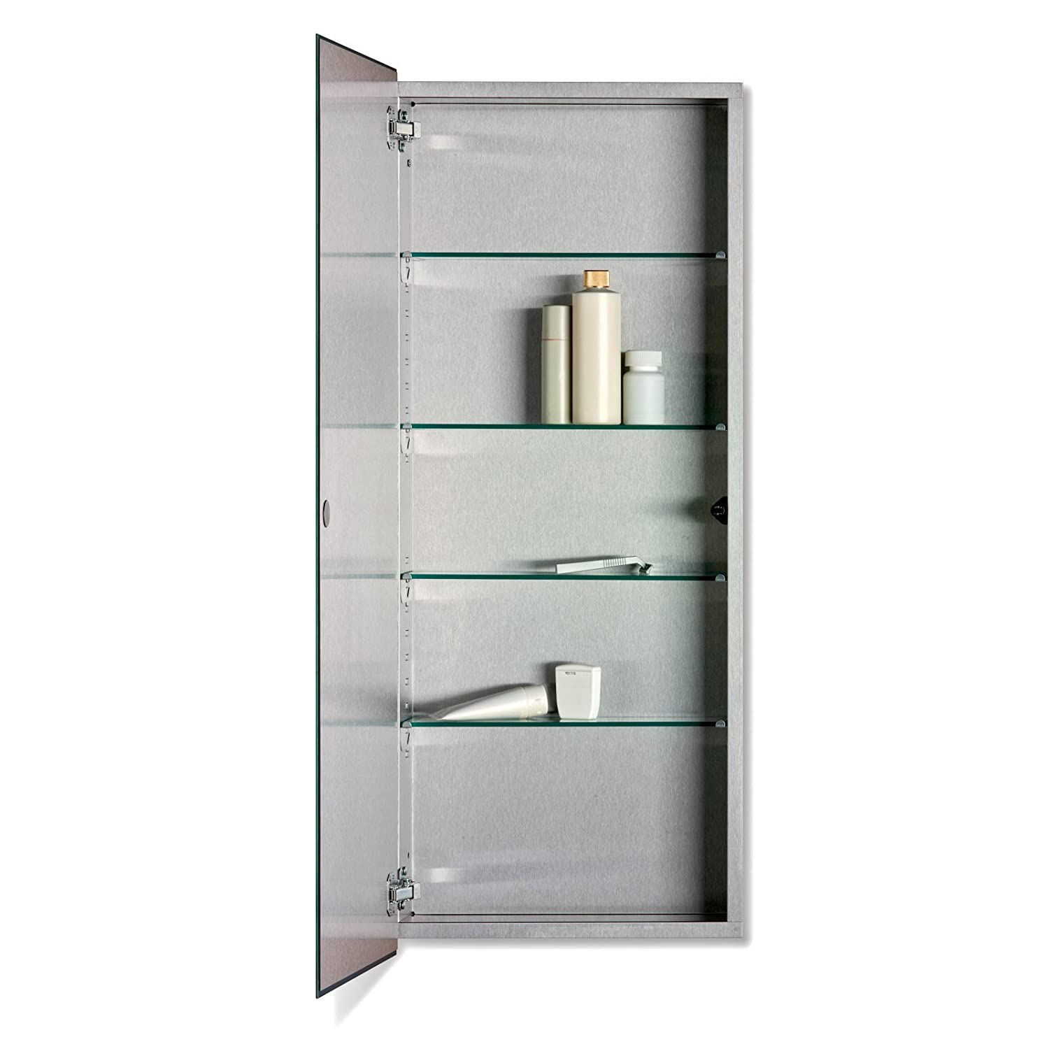 Amazon.com: Broan-NuTone 664 Illusion Recessed Medicine Cabinet ...