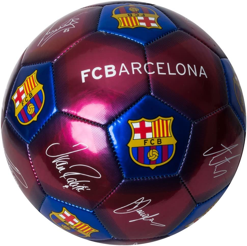 Barcelona F.C.Size 5 Football