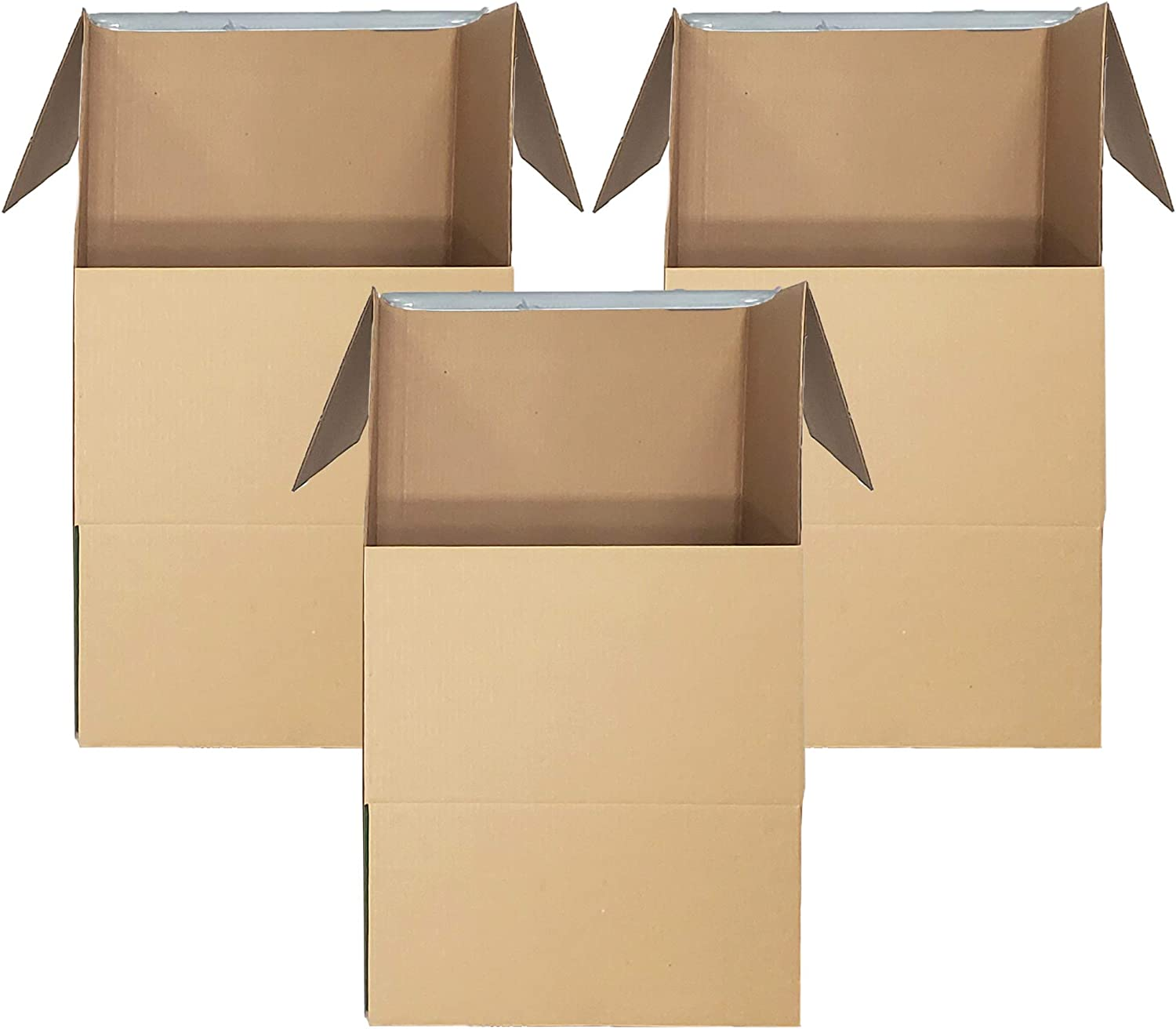 20x20x34 Cheap Cheap Moving Boxes Wardrobe Moving Boxes 3-Pack