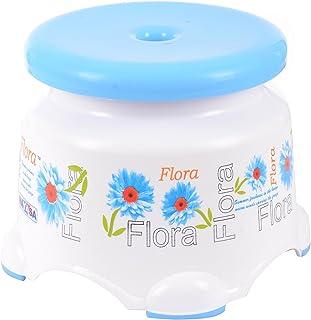 Samruddhi Nayasa Flora Plastic Bath Stool 21 Cms X 22 Cms White u0026 Blue  sc 1 st  Amazon India & Nayasa Flora Plastic Bath Stool 37 Cms X 25 Cms White u0026 Yellow ... islam-shia.org