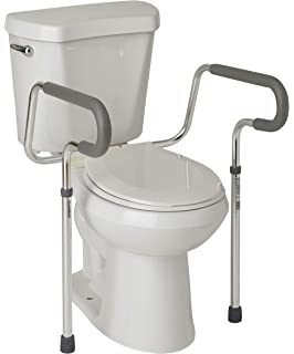 Amazon.com: TOILET SAFETY FRAME/HAND RAILS ADJUSTABLE: Home Improvement