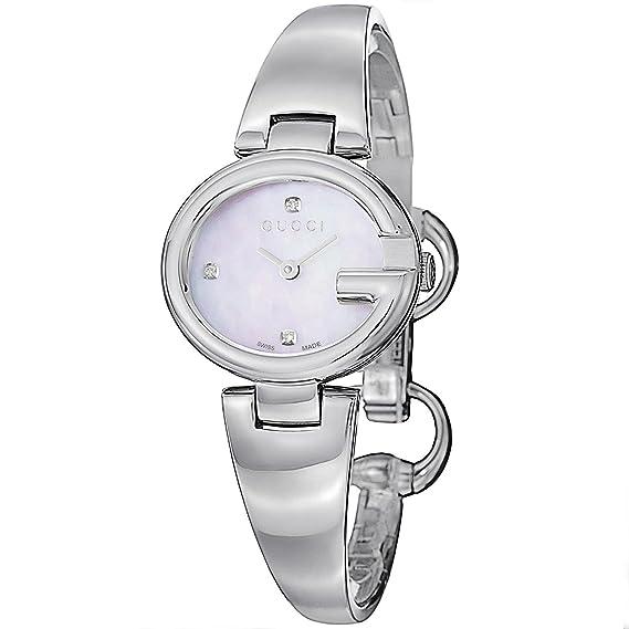 Reloj mujer R.GUCCI SRA.MOD.GUCCISSIMA SM ESF.BLBTE YA134504: Amazon.es: Relojes