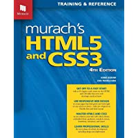 Murach's HTML5 and CSS3, 4th Edition