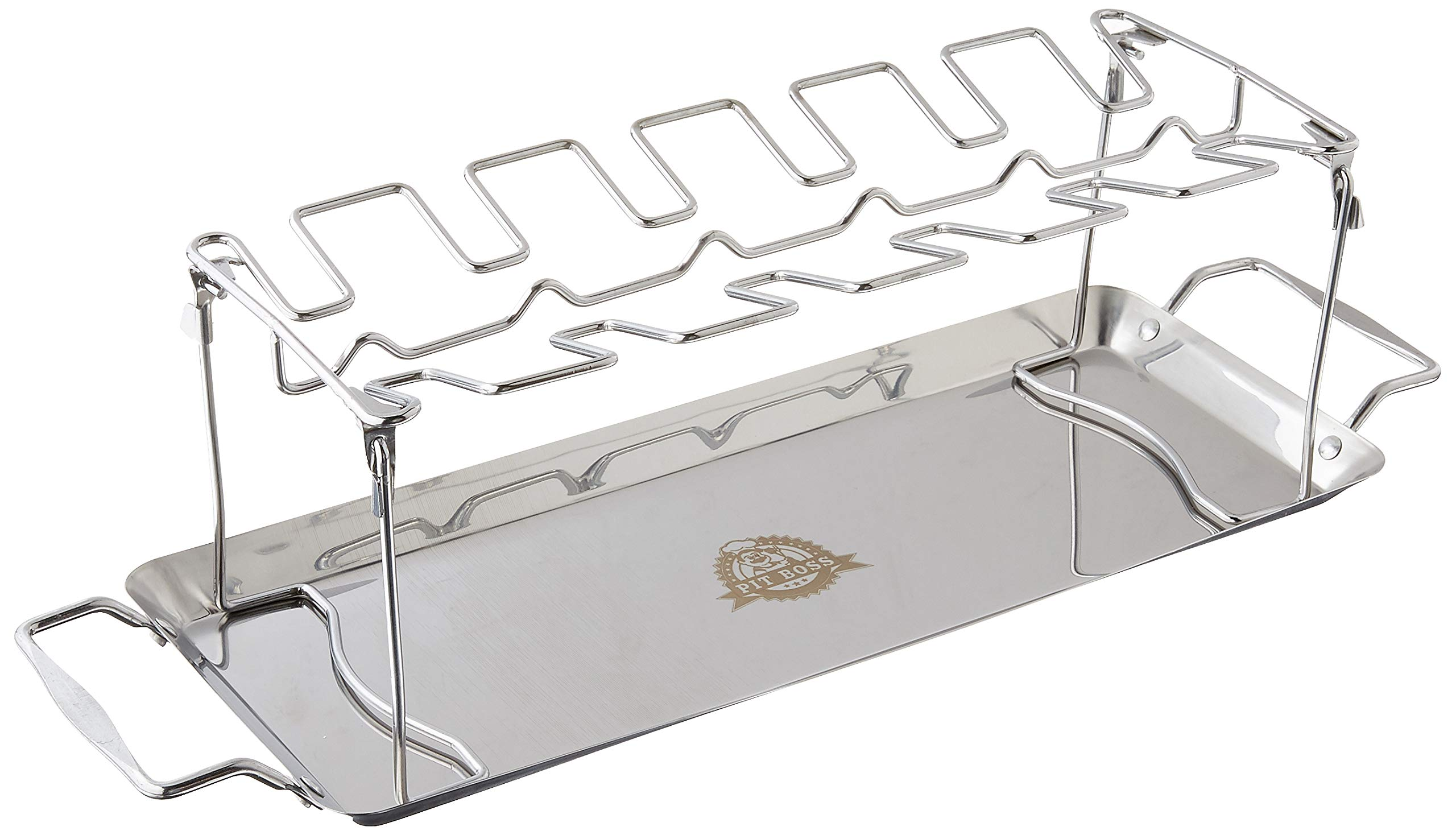 Pit Boss Grills 67280 Wing Leg Rack by Pit Boss Grills