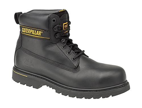 Caterpillar Holton SB Safety Boot Black Size 14