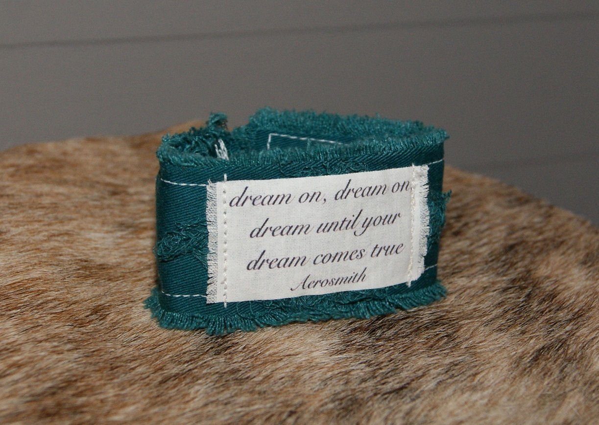 Amazon Dream On Aerosmith Jewelry Dream Quotes Tattoo Cover Up