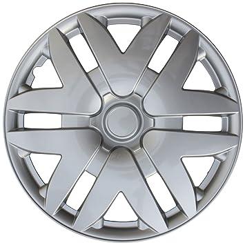 """New 1 piezas), color plateado para cubierta de la rueda 16 """"Toyota"""