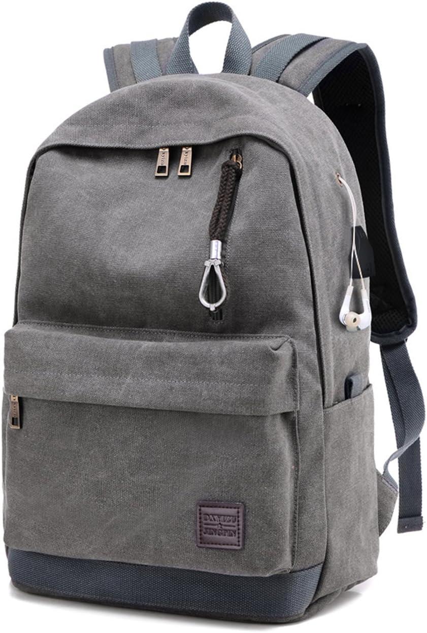 Laptop Backpack For Men Hiking Backpack Travel Bag Compartmen