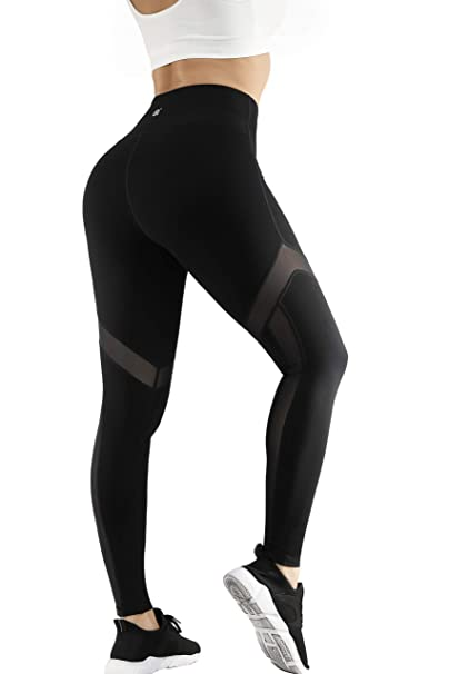 Out & About Athletics Akari Workout Clothes for Women, High Waisted Leggings, Tummy Control, Yoga Pants