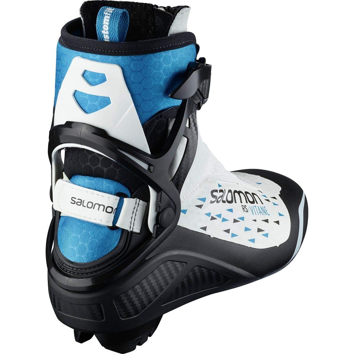 SALOMON Chaussure de Ski de Fond RS vitane Pilot WHT SK l