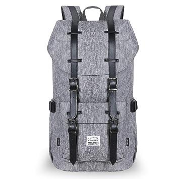 5edc787ab4b6e Ventcy Studenten Rucksack Casual Uni Rucksack Herren Backpack 15