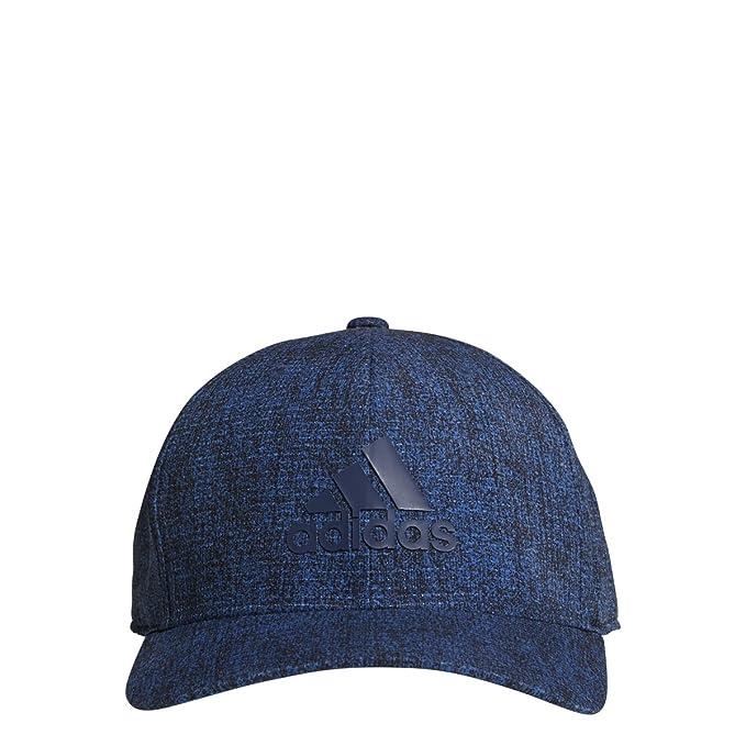 adidas Heather Printed Snapback Golf Hat Green at Amazon Men s Clothing  store  a4982165eeb6
