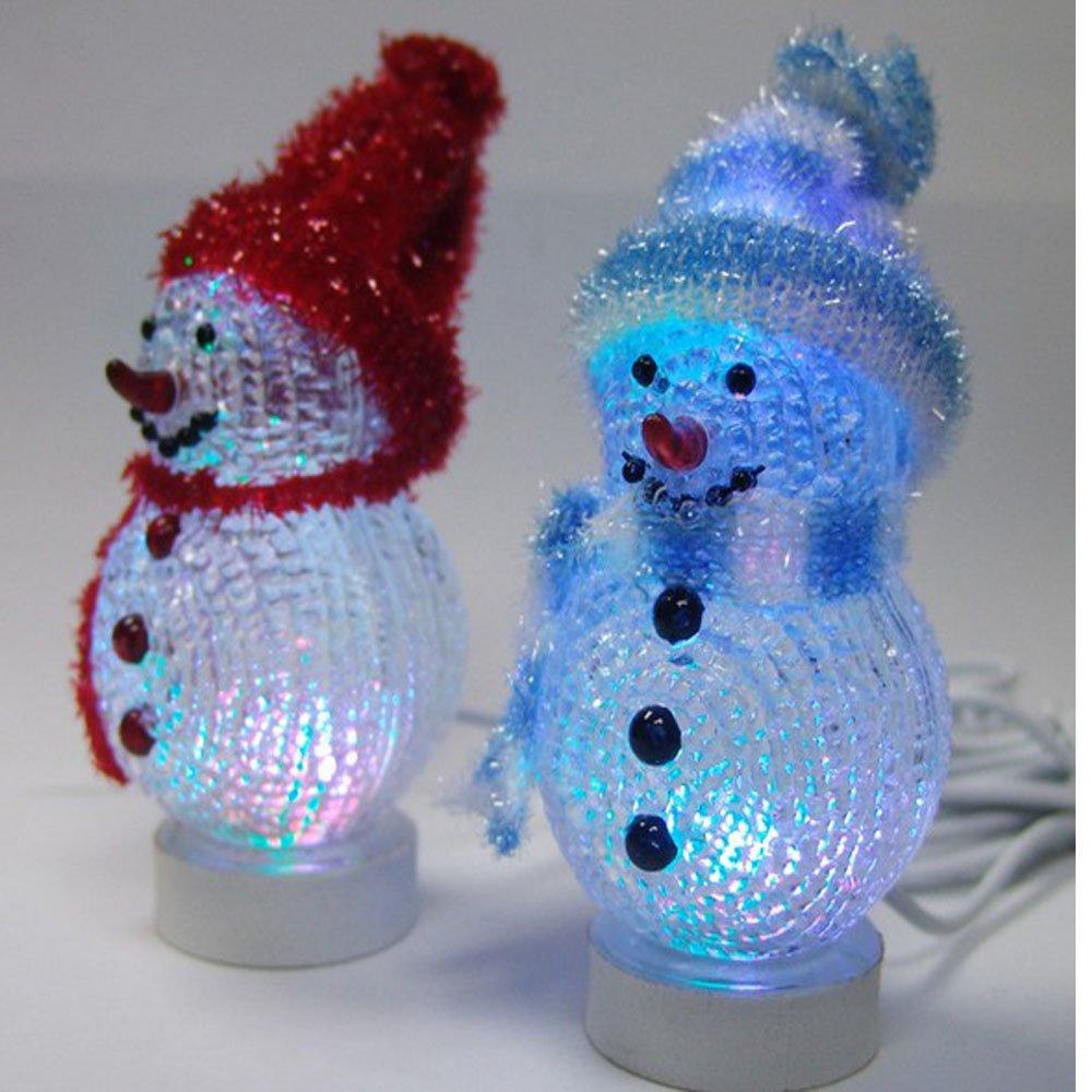 amazon com usb power desk mini led glowing lights for christmas