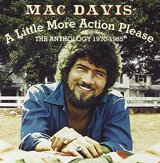 mac davis discography