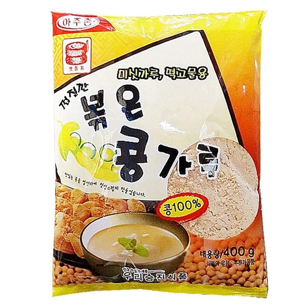 Roasted Soy Bean Powder 400g x 2