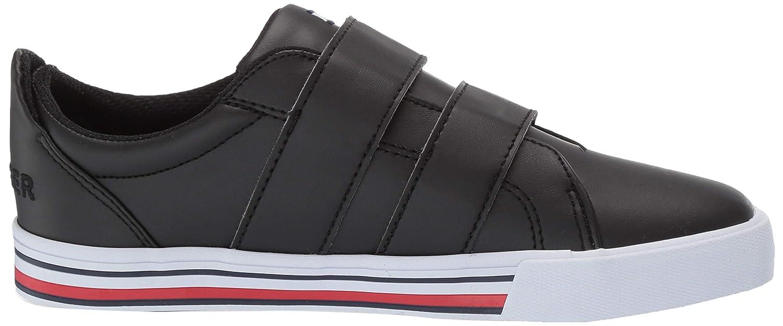 Tommy Hilfiger Baby Kids Herritage Alt Sneaker Black-t 10 Medium US Toddler