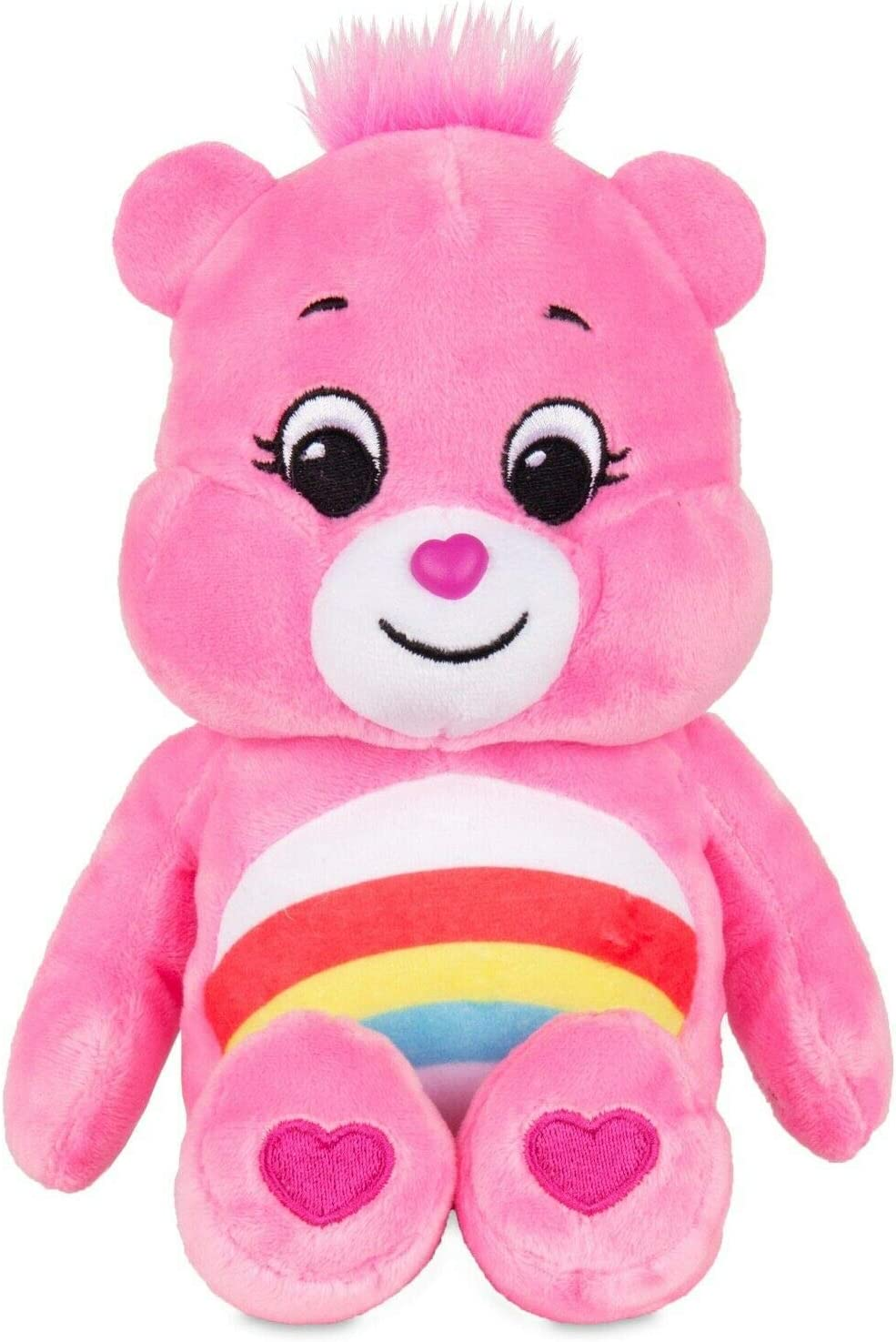"""2020 Care Bears Special Edition 9/"""" Bean Plush Collector Set Exclusive Harmony"""