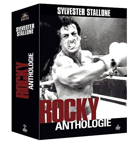 Rocky L'intégrale de la saga [Francia] [DVD]: Amazon.es
