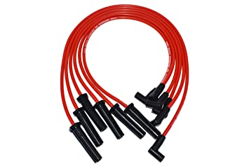 Amazon.com: A-Team Performance Silicone Spark Plug Wires Set ... on