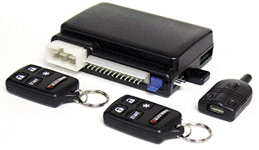 71PCTyTpbwL._SX522_ amazon com black widow bwras651 vehicle remote start system with black widow alarm wiring diagram at mifinder.co