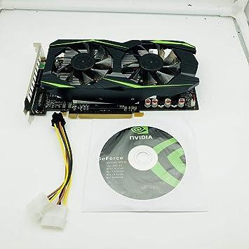 Lorenlli GTX1050TI4G128BITDDR5 Geforce GTX 1050 Ti Tarjeta ...