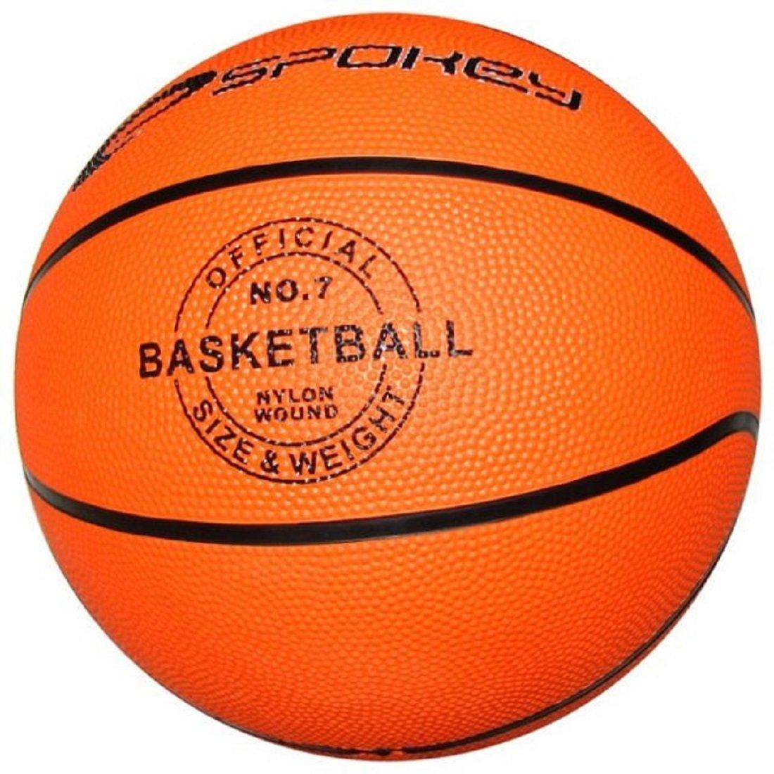 Spokey Cross - Balón clásico de baloncesto: Amazon.es: Deportes y ...