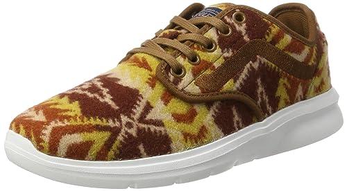 Vans Zapatillas ISO 2 Marrón EU 40.5 (US 8) o3vDZOuQ0