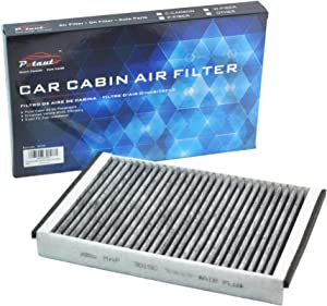 POTAUTO MAP 3015C (CF10435) Activated Carbon Car Cabin Air Filter Compatible Aftermarket Replacement Part