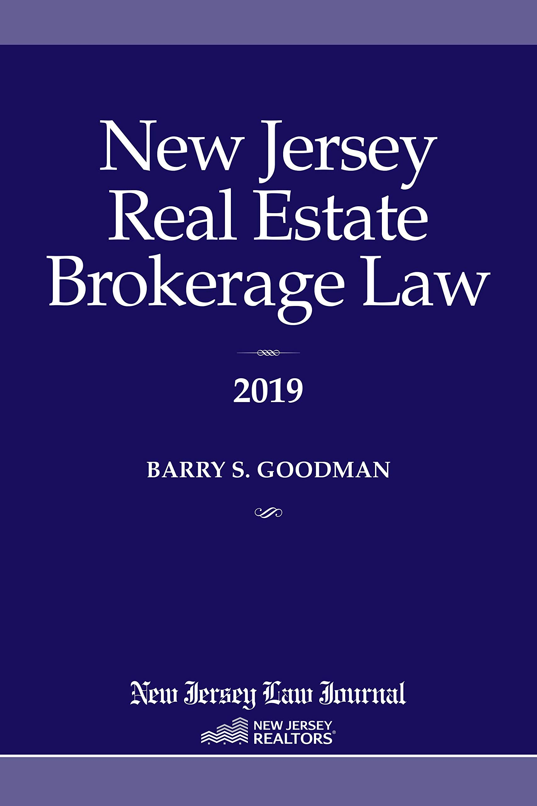 Buy New Jersey Real Estate Brokerage Law 2019 Book Online At Low Prices In India New Jersey Real Estate Brokerage Law 2019 Reviews Ratings Amazon In