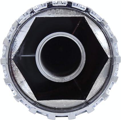Bremszange MT Trail Carbon Roue Avant 4-Piston Chrome Poli panneau BLA U,