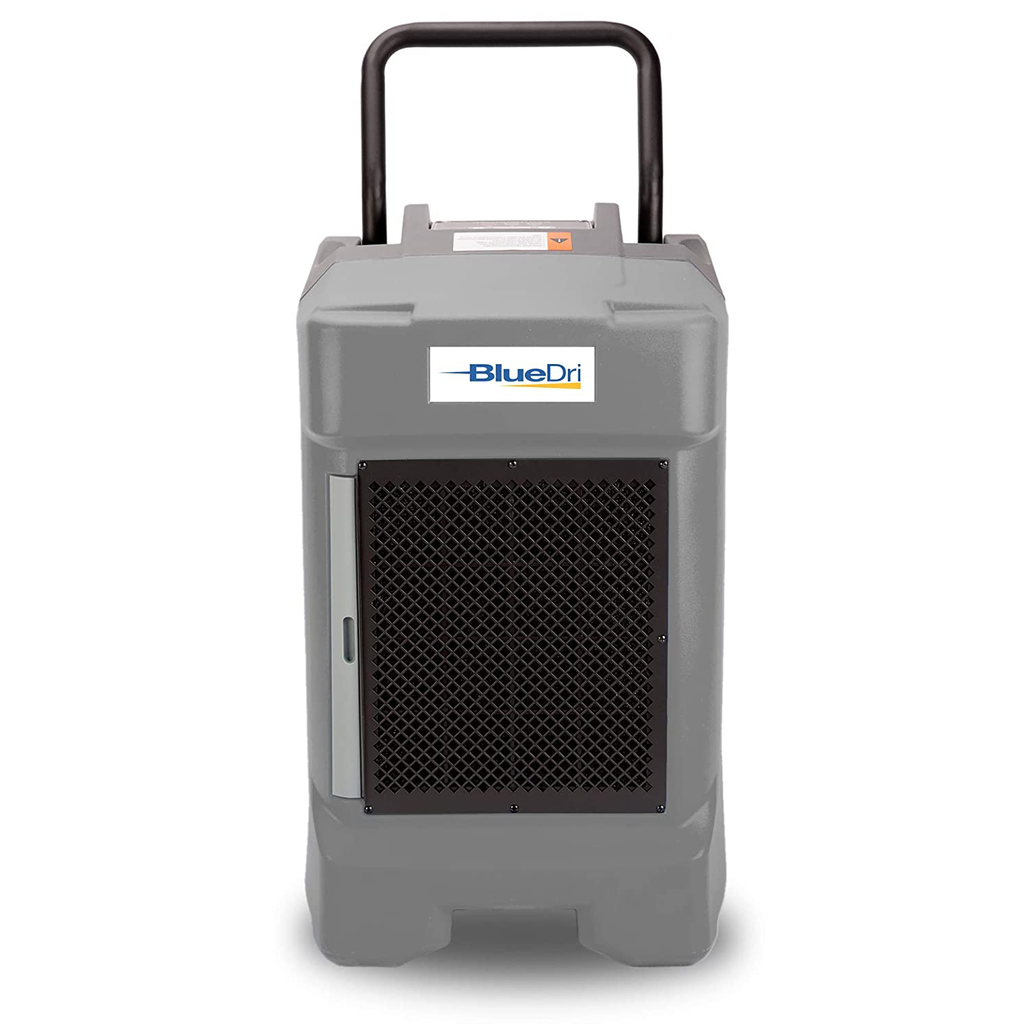 BlueDri BD130P BD-130P 225PPD Industrial Commercial Dehumidifier with Hose for Basements in Homes and Job Sites Grey