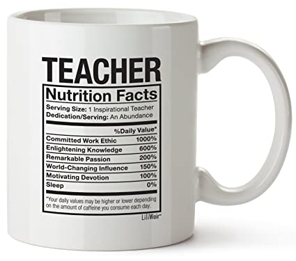 ac41490d9e7 Teacher Appreciation Gifts Christmas Day Gift Boyfriend Girlfriend Coffee  Mug Cup Funny Gift for Spanish Math