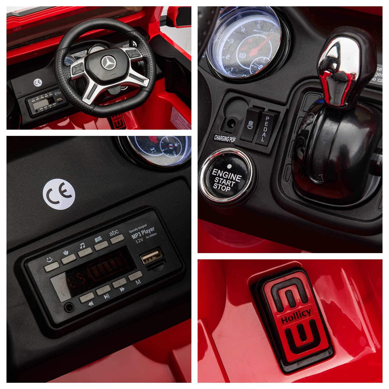 Amazon.com: Baby Plaza Ride en coche 6 ruedas camión con ...
