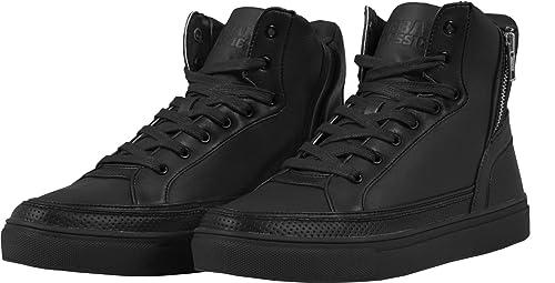 Adulto High Classics Unisex Zipper Sneaker Alte Top Urban Shoe a8ExE
